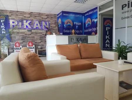 The Pikan Real Estate. Ortaca, Dalyan, Dalaman, Koycegiz Real Estate Ads.