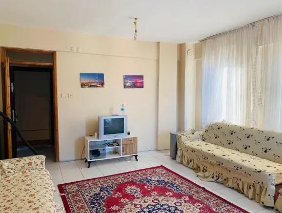 Floor Duplex Fully Furnished For Rent In Ortaca