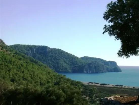 Dalaman İncebelde Satılık Deniz Ve Göl Manzaralı Arsa