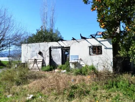 Ortaca Okçularda Satılık Kelepir Köy Evi