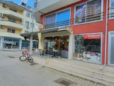 Dalamanda Kiralık Asma Katlı Dükkan