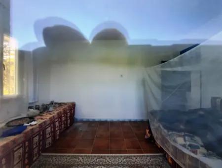 Ortaca Sarıgermede Satılık Deniz Manzaralı 600 M2 Arsa Ve Müstakil Ev