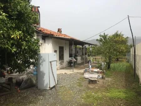 Köyceğiz Döğüşbelende Satılık Kelepir Köy Evi